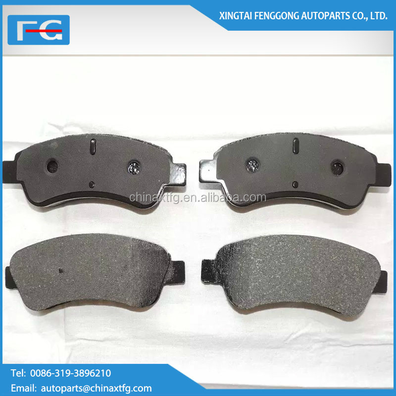 dis HI Q brake pad SP1224 for Korean cars