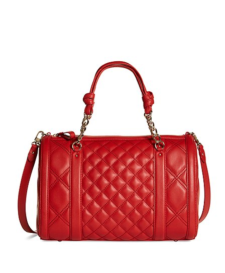 2014 classic lady quilted leather bag
