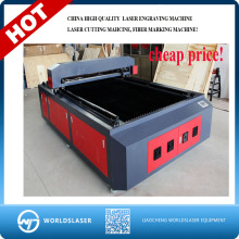 1325 CO2 Metal Laser Cutting Machine Cut Stainless Steel