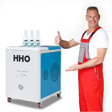 Unique technology hho carbon cleaning system