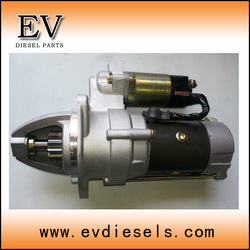 generator alternator 6D16 6D16T starter motor ( used on MITSUBISHI diesels)
