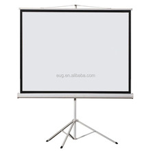 70*70 Inch tripod projection Screen stand projector screen