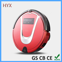 CE CB GS ROHS approved mini high technology recharging intelligent smart robot vacuum cleaner
