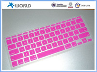 Keyboard Cover Silicone Skin for MacBook 12inch newest 2015