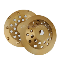 "5"" PCD Type cup wheel and PCD wheels for paint glue epoxy removal"