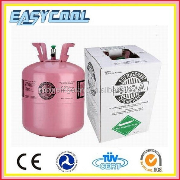 Sales refrigerant R410a and refrigerant gas r410 price Kunlun bank