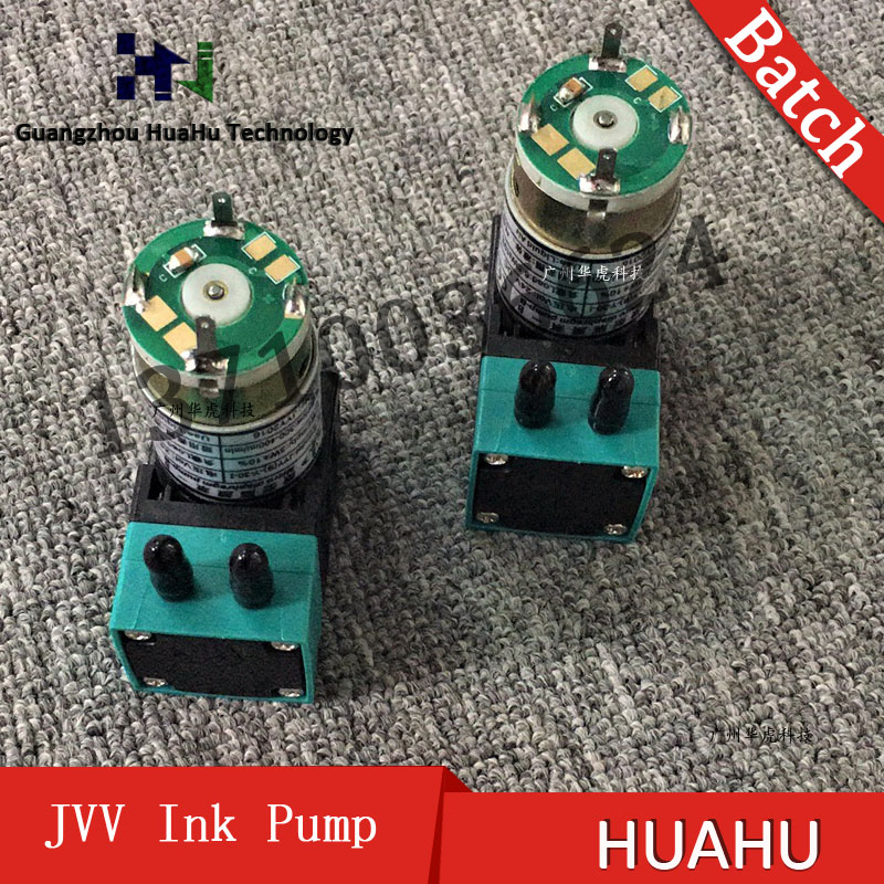 JYY small ink pump for solvent printer with 100~200ml/min flow /7w 24V ink pump