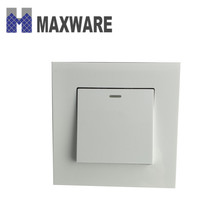 LED light control wall switch for home