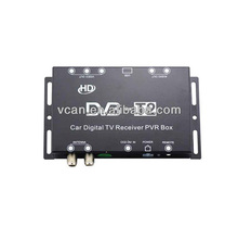 Popular digital HD DVB-T2 receiver with two tuner PVR USB recorder hd mobile digital smart dvb-t2 digital tv box wholesale