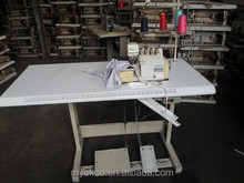 Used jack 4 thread overlock sewing machine