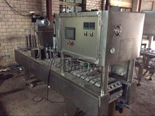 automatic K cup filling and sealing machine for sale