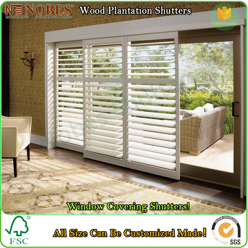 window plantation interior shutter factory directly