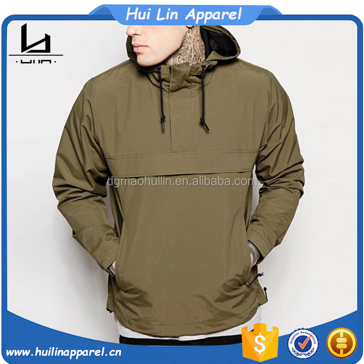 spring clothing for men windbreaker zipper through panel detail contrast color block mens casual jacket