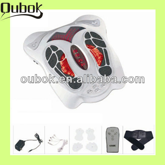 2013 New acupuncture foot massager with CE/Rohs OBK-300