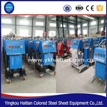 High pressure Insulation Casting Coating multi function polyurethane spray foam machine for sale