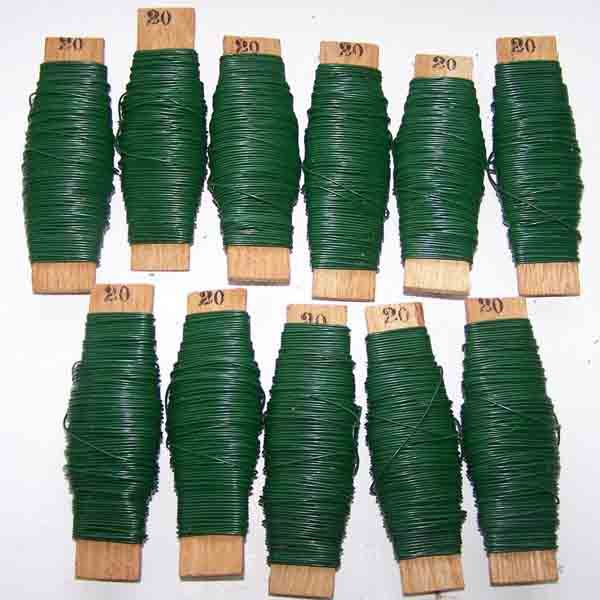 Gold Supplier Florist Wire/ Craft Wire