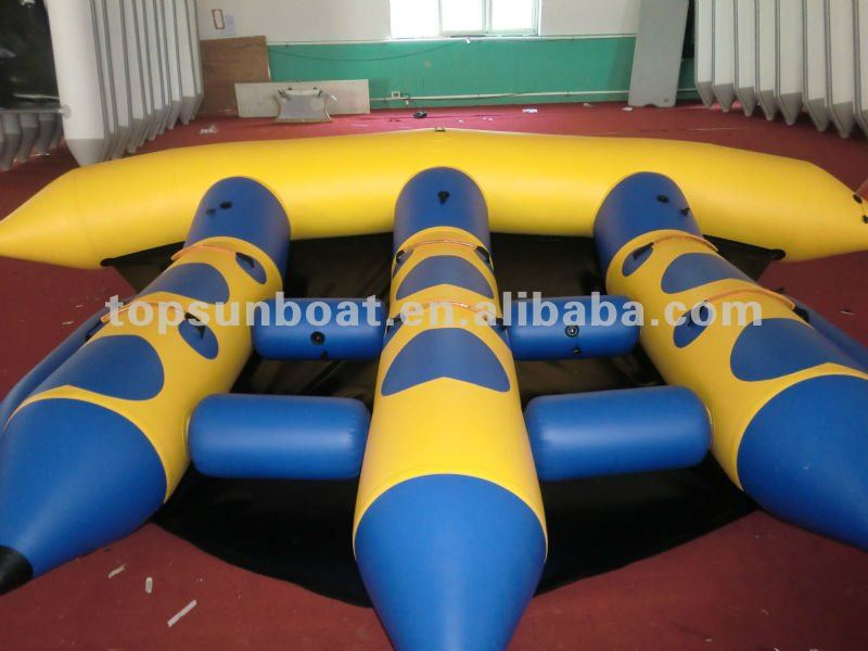 water sports flying rafts / inflatable rafts flyfish