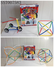 2016 New Toys , Straw Connection Toys Block