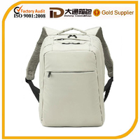 High quality durable nylon backpack laptop bags for teens