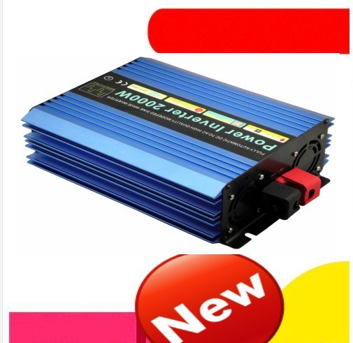 2000w Modified sine inverter 2000W Modified sine wave inverter 24V to 220V 50HZ hybrid solar inverter