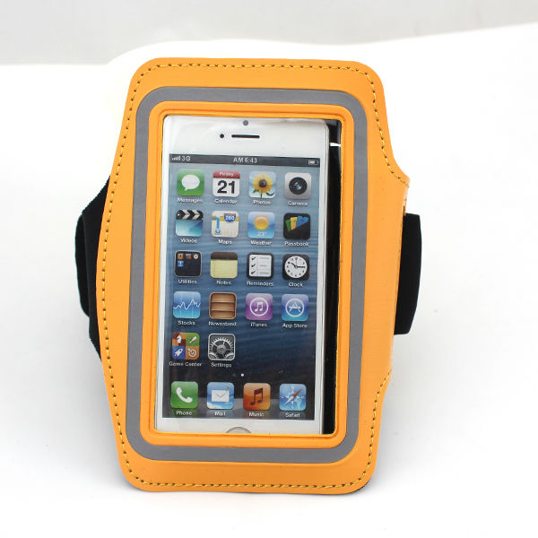 High quality Gym Workout Sport Armband Case Cover For iphone 5 5g Arm Band Case
