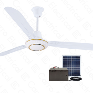 Best sales in Pakistan 12 volt dc bldc modern ceiling fan with high rpm