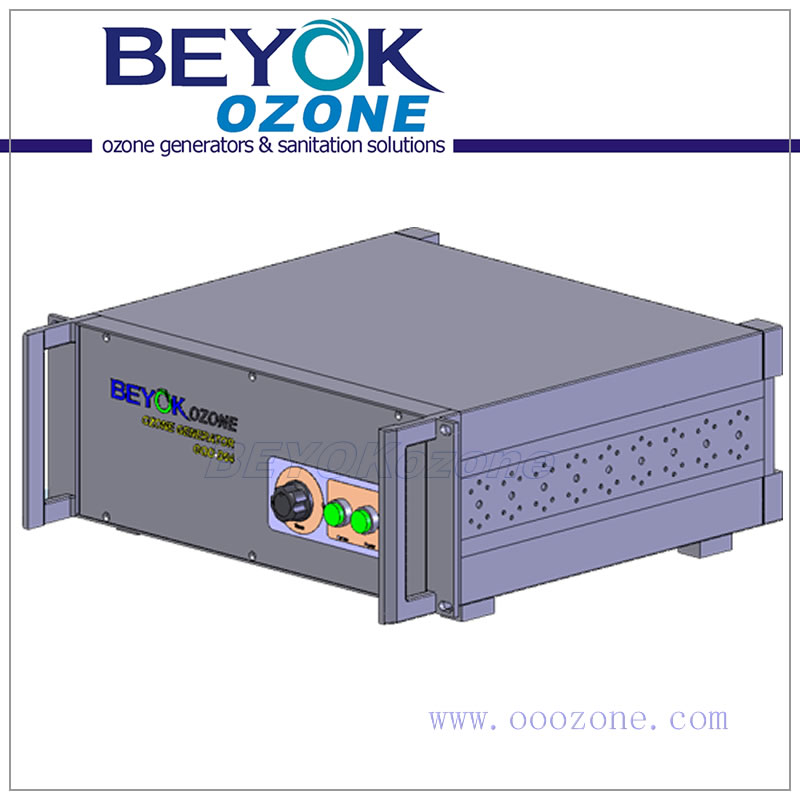 GQO-D04 4g Ozone 120W Ozone Generator Machine for Water Disinfection