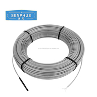 FEP insulation out splice energy efficience warm tile heating cable