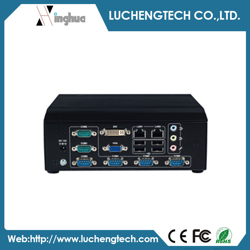 Advantech ATOM D510 1.66GHz Mini-ITX fanless PC