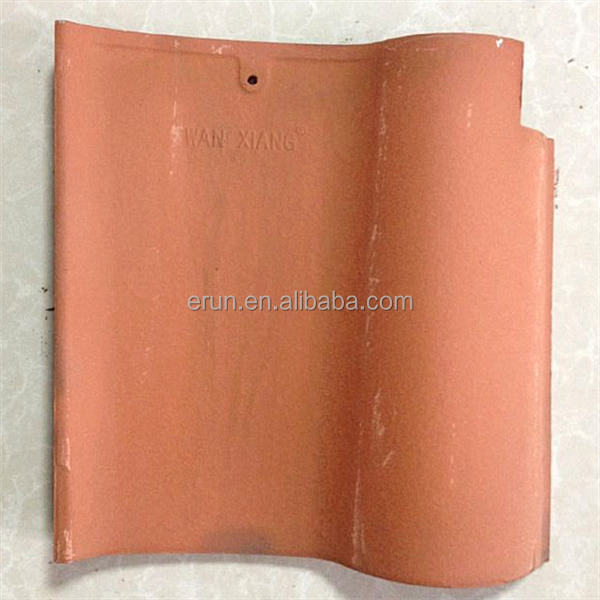 2015 new design purple roof tile with price