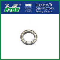 Long working life ball bearing, deep groove ball bearing 6204 with high quality