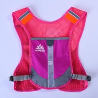 Hot sale promotional reflective waterproof backpack rain cover for cycling and running
