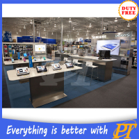 Mobile phone store interior design and mobile phone shop decoration