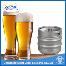 Customized Logo beer drum For Beer Factory