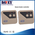 2017 aliabab hot sale davey digital control panel for stove sauna heater