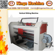 Vertical Automatic Plastic Film Separate Slitting Machine (Ruian Kings Company)