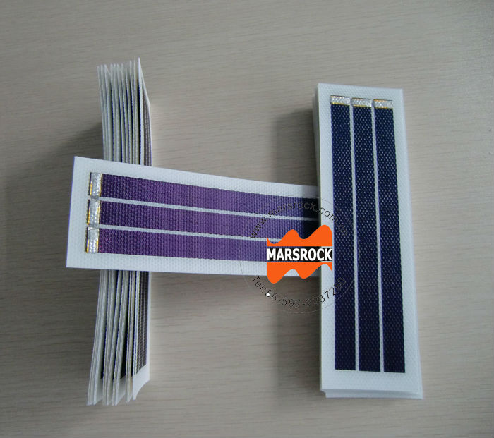 0.5W 4.5V flexible solar panel for DIY