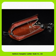 15088D Top quality genuine leather/PU car key cover