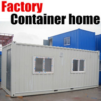 Prefabricated Shipping Luxury Iso Modified Fabricated Container