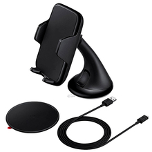 In Stock 2018 New Arrival QI Standard Auto Universal Electric Car Wireless Charger