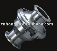 stainless steel sanitary clamp check valve