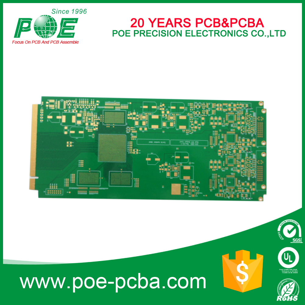 Strict control elevator control pcb board with low cost