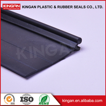 customized high performence waterproof epdm sponge car door rubber seals strip with 3m