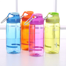 Food grade 600ml Personalized Lovely Unique Water Bottle