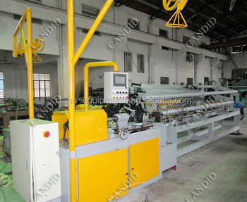 Fully Automatic Chain Link Fence Machine Price