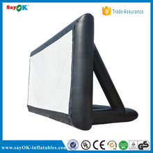2015 new products inflatable screen,inflatable movie screen and inflatable billboard for sale