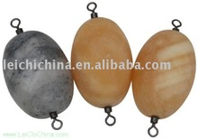 Eco friendly fishing stone sinker