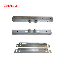 Aerial Line Hardware Galvanized Crossarm V Brace/Angle Iron/Cross Arm For Overhead Line Hardware
