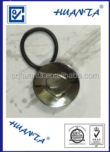 china motorcycle spare parts CAP, TAPPET ADJUSTING HOLE CD70 GY6-125 SCOOTER / UNIVERSAL