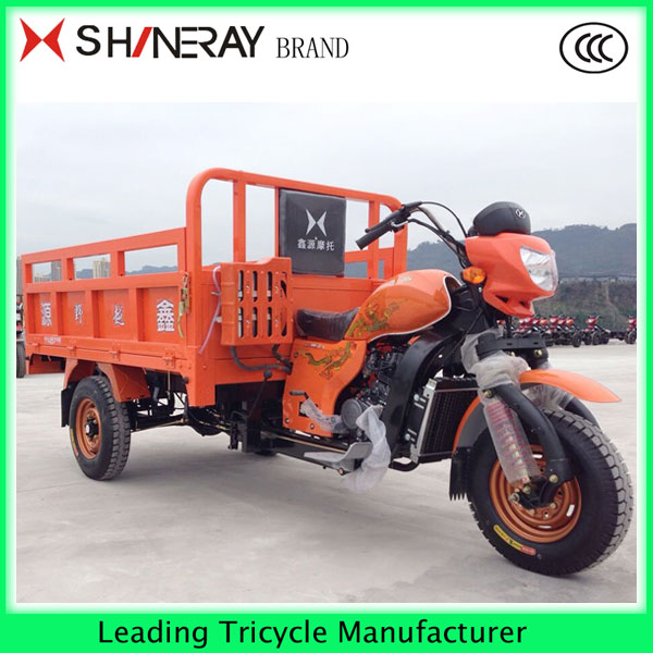 gas motor tricycle 3 wheel bikes for adults cargo motorcycle 2017 price